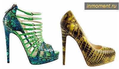 Летняя Женская Обувь 2014 Фото