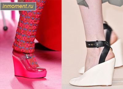 Весенние туфли 2015