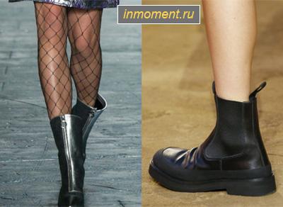 Модная осенняя и зимняя обувь 2 15/2 16 8 основных