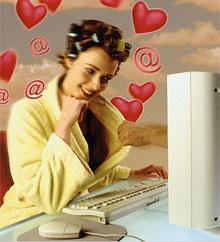 правильно знакомится девушкой интернете