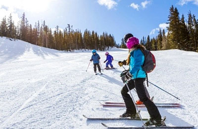 похудеть от лыж