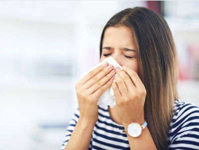 аллергия весенняя признаки