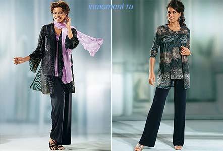 Вечерний костюм стиле Коко Шанель ( 118