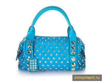 Основная модная тенденция для новых сумок сезона лето 2012 - яркость.
