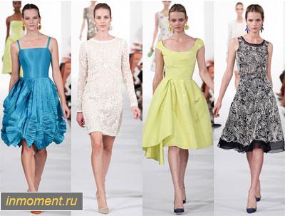 Платье, напоминающее длинную майку, является одним из практичных и комфортных вариантов для лета, варианты декорирования которых не знают границ: украшение
