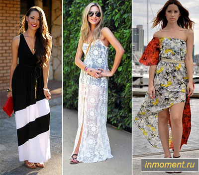 Мода 2015 - сарафаны