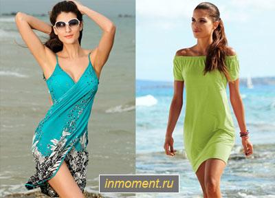 Фото модных платьев и туник
