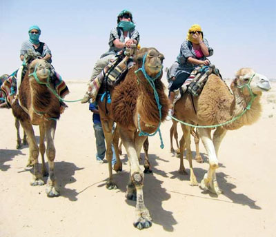 тунис сахара экскурсионная поездка