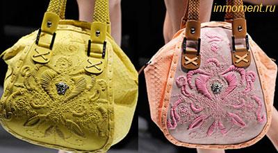MyAccessory.Ru.  Модные сумки 2010: весенне-летняя коллекция от...