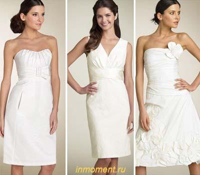 Свадебные платья сезона весна лето 2010