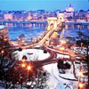 Зимний Будапешт