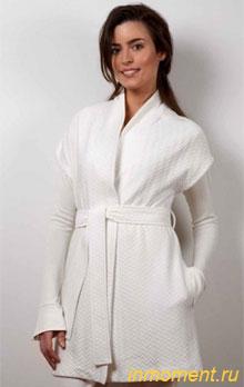 мода в домашней одежде.