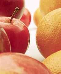 Капустно-яблочно-апельсиновая диета