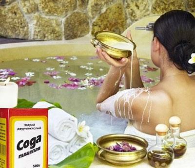 Cодовые ванны для похудения как использовать ванны с содой для.