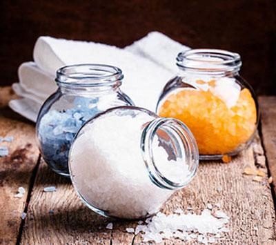 Морская соль для похудения — обертывания, массаж и ванны. Ванна с содой и солью для похудения