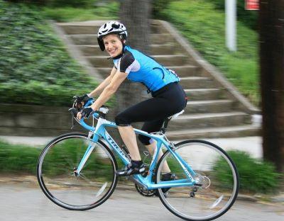 Как похудеть с помощью велосипеда: способы похудения при помощи.