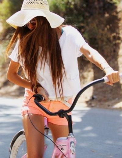 Езда на велосипеде для похудения можно ли похудеть катаясь.