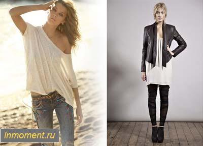 9442ab6c41d8 Модные блузки весна-лето 2011  основные тенденции моды. Черные ...
