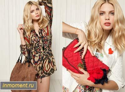 4d0d3b203f5 Модные блузки весна-лето 2011  основные тенденции моды. Черные ...