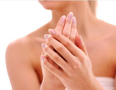 Красивые руки в домашних условиях