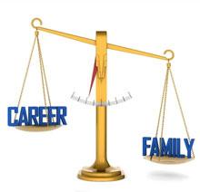 Семья или карьера - что важнее