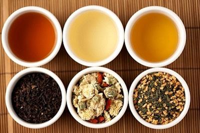 особенности хранения чая