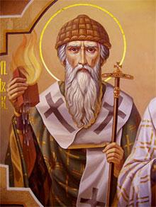Святитель Спиридон Тримифунтский - 25 декабря: день памяти