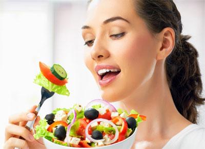 Правильное питание для похудения после родов