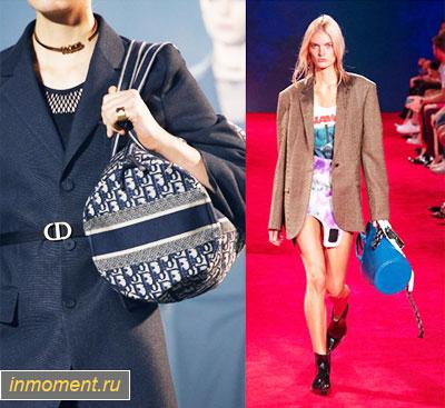 12b77c7c55f6 Модные сумки весна-лето 2019: фото новинок и актуальные тренды