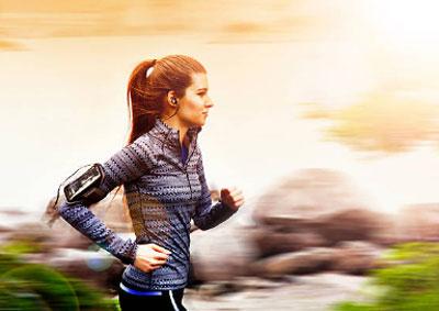 Питание при занятиях бегом для похудения