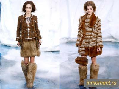 Мех - главный тренд зимы