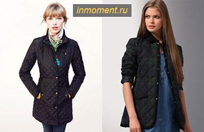 фото куртка на осень