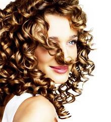 КНормальные волосы