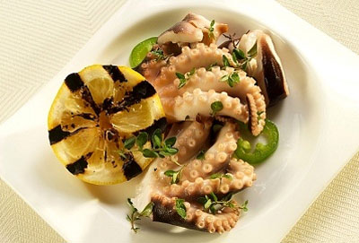осьминоги - рецепты, статьи на