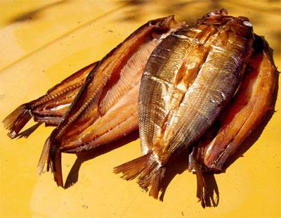 рыба северный омуль рецепт соления