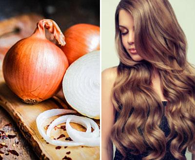 Лук для восстановления волос - Все о росте волос