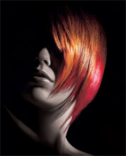 Мелирование волос. Окрашивание волос дома. Уход за волосами