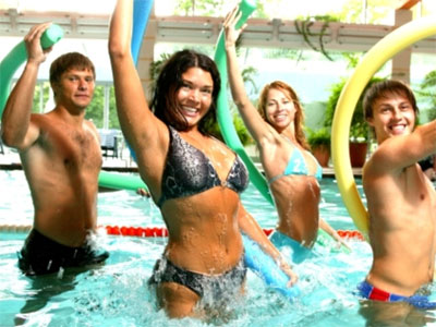 бассейн для здоровья