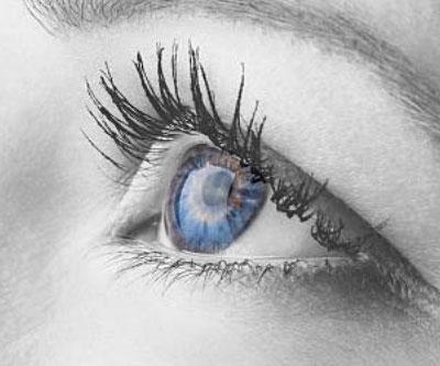 красные сосуды в глазах