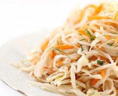 рецепт салат очистительный