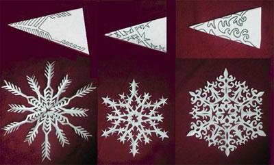 Сделать снежинку своими руками фото 993