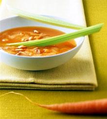 Суп который сжигает жир
