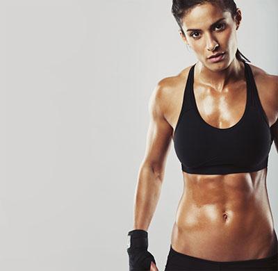 спортивные фото женщины