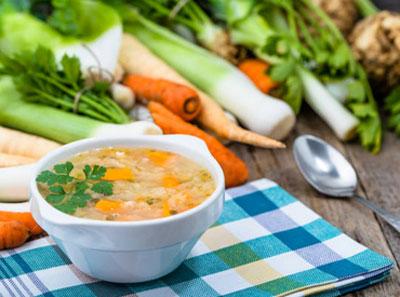 суповая диета для похудения