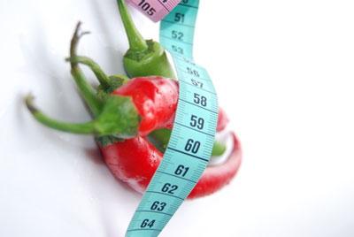 Красный перец для похудения и способы его применения